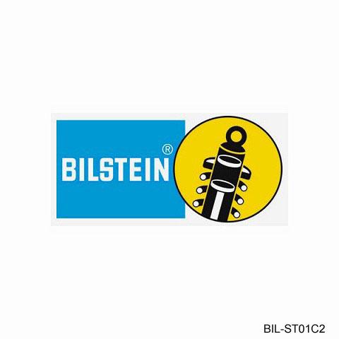 BILSTEIN ビルシュタイン ロゴステッカー カラー